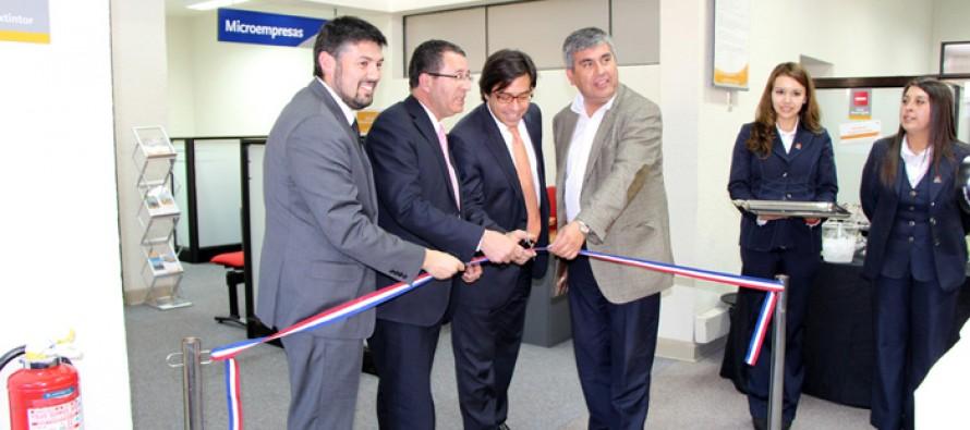 Banco Estado inaugura nueva plataforma para microempresarios elquinos