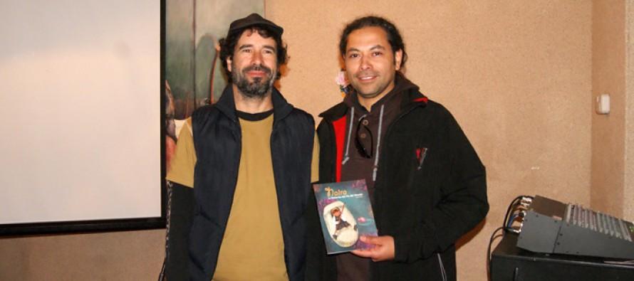 El Museo Gabriela Mistral fue el lugar escogido para el lanzamiento del libro de Álvaro Prieto
