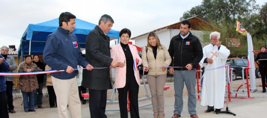 Vecinos de la POGAMI y municipio buscan rescatar lugar donde fue fundado Vicuña