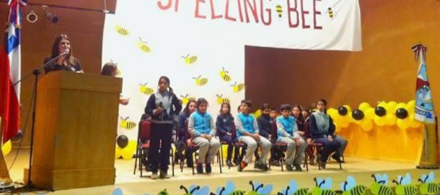 Competencia Spelling Bee medirá el nivel de aprendizaje del idioma inglés
