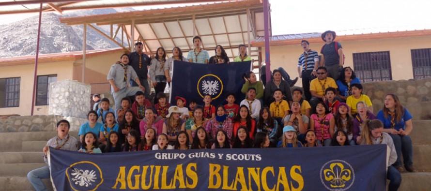 Grupo Scout serenense desarrolla campamento de invierno en Paihuano