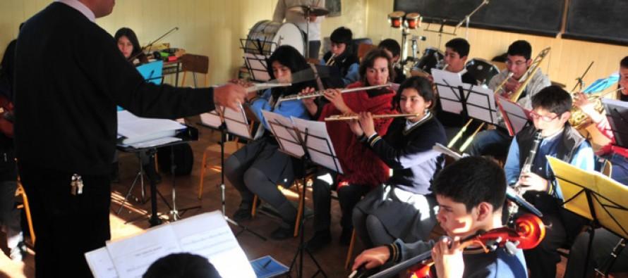 """""""Concierto de Mediodía"""" inicia actividades del Mes del Niño en el Museo Gabriela Mistral"""