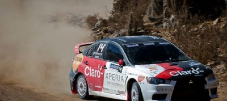 Rallymobil: tres candidatos para  alcanzar las estrellas en Vicuña