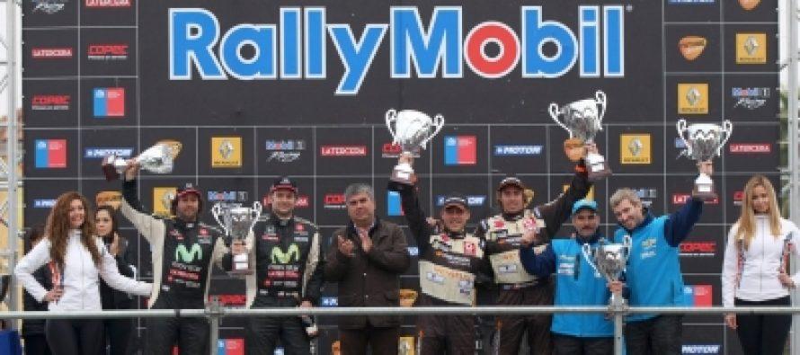 Luego de exitosa experiencia proyectan versión 2015 del Rally Mobil en Vicuña