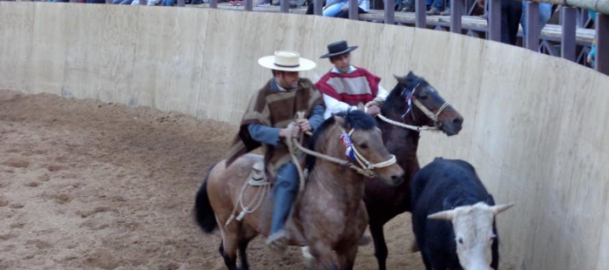 Horcón fue el epicentro de una nueva versión de la Fiesta Huasa y Rodeo 2014