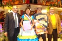 Vicuña, Illapel y La Serena fueron los ganadores del Regional de Cueca Escolar de Paihuano