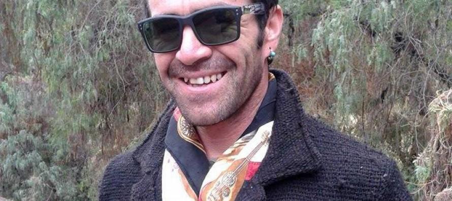 """Daniel Jorquera:  """"Con un pedazo de madera y una cuerda reciclada puedo crear un violín»"""