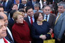 Vicuña y La Serena destacan trabajos en conjunto en aniversario 470 de la ciudad capital regional
