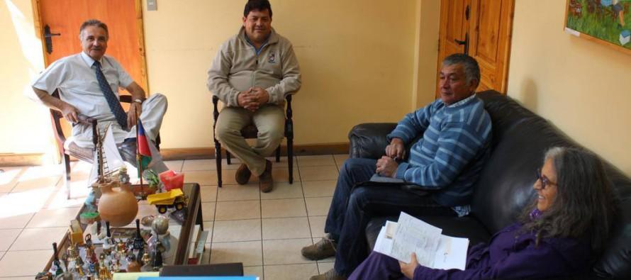 Vecino de Alcohuaz dona terreno para construir población habitacional