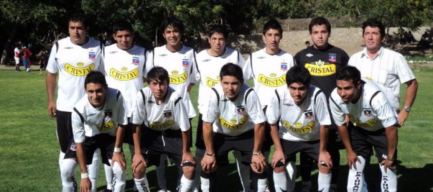 Club Cacique Colo-Colo de Paihuano se quedó con el campeonato ANFUR 2014