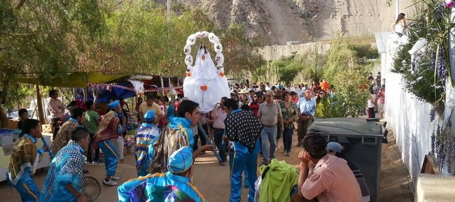Invitan a hacerse parte de la celebración de la fiesta religiosa de la Quebrada de Paihuano