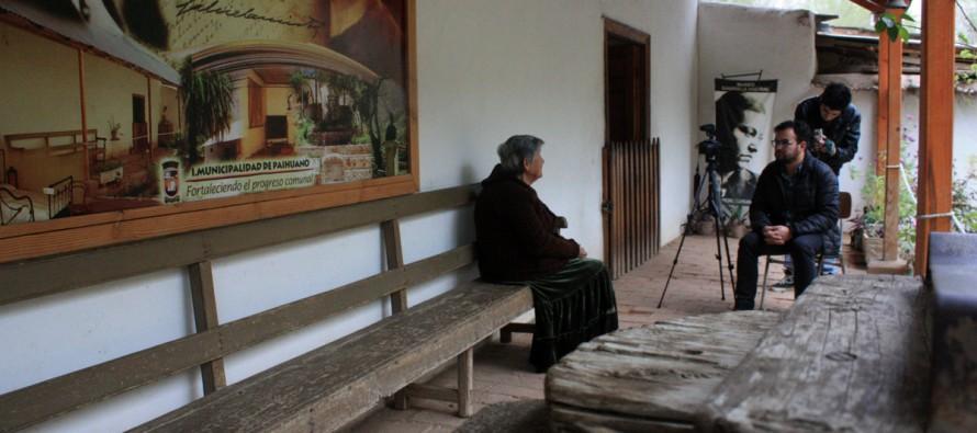 Realizan documental sobre la última visita a Chile de Gabriela Mistral