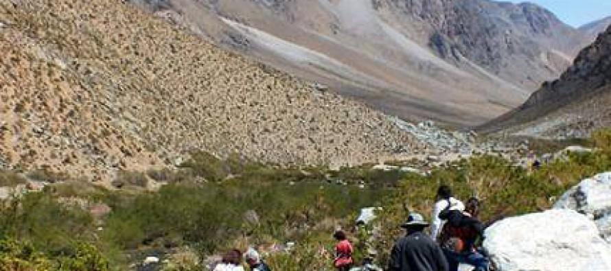 Regantes de la comuna de Paihuano continúan regularizando sus derechos de agua