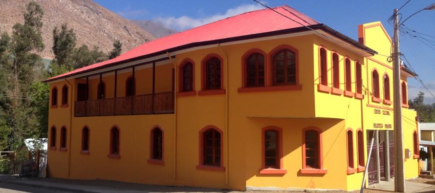 Centro Cultural de Paihuano