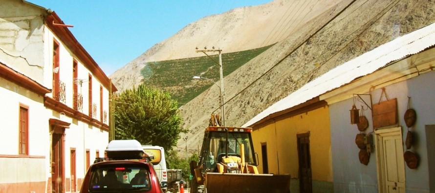 Plan de emergencia hídrica empleará a personas en Paihuano