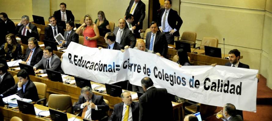 """Gahona: """"Esta reforma no resolverá el problema de la calidad de nuestra educación"""""""