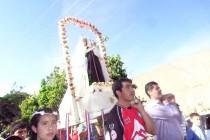 Alcohuaz celebró a la Virgen del Carmen en concurrida fiesta patronal