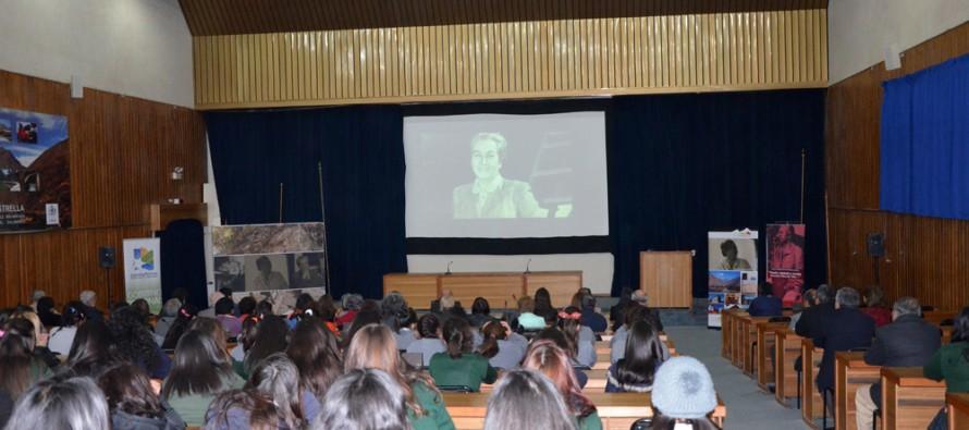 Primer documental del Museo Gabriela Mistral continúa presentándose en el Valle del Elqui