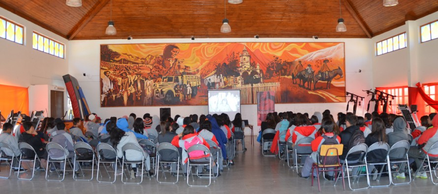 En Paihuano documental del MGM culmina exitosamente su primera etapa de itinerancia