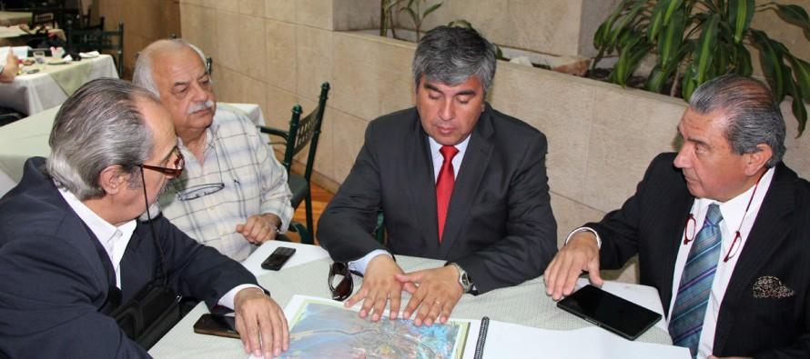 Inversionistas argentinos y chilenos proyectan restablecer un tren por el Valle del Elqui