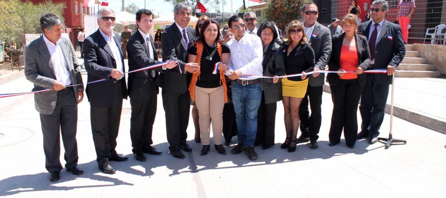 Invierten más de $1.200 millones en primera etapa de pavimentación de Calingasta