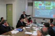 CNR participó en la Comisión de Regantes de la Mesa Provincial del Recurso Hídrico de Elqui