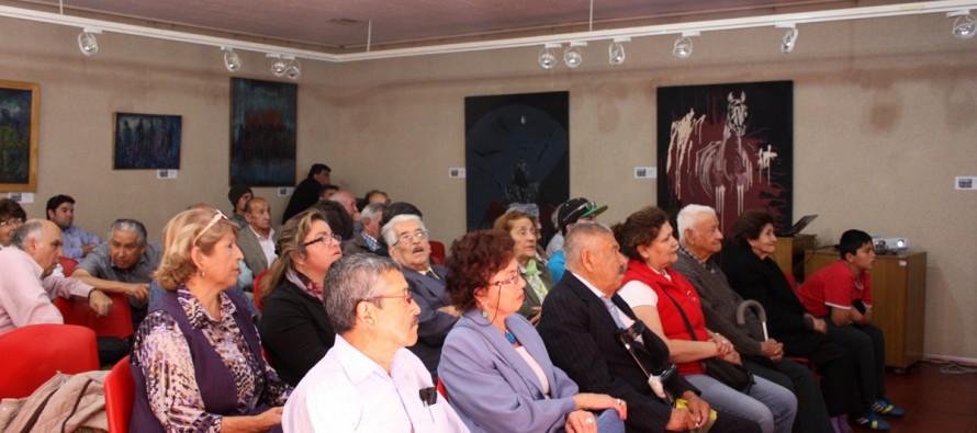 Emocionante estreno de primer documental del Museo Gabriela Mistral