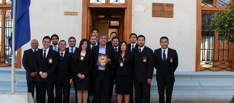 Proyecto de construir un cuartel de la PDI en Vicuña ad portas de ser una realidad