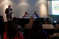 ULS presenta libro en Feria Internacional de Santiago