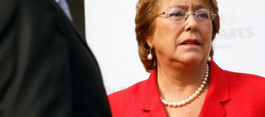Presidenta de la SAN se reúne con Bachelet y solicita subsidio para mantener mano de obra