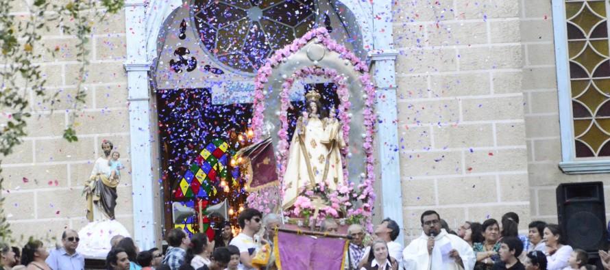 Con masiva asistencia de fieles se celebró fiesta patronal de Pisco Elqui