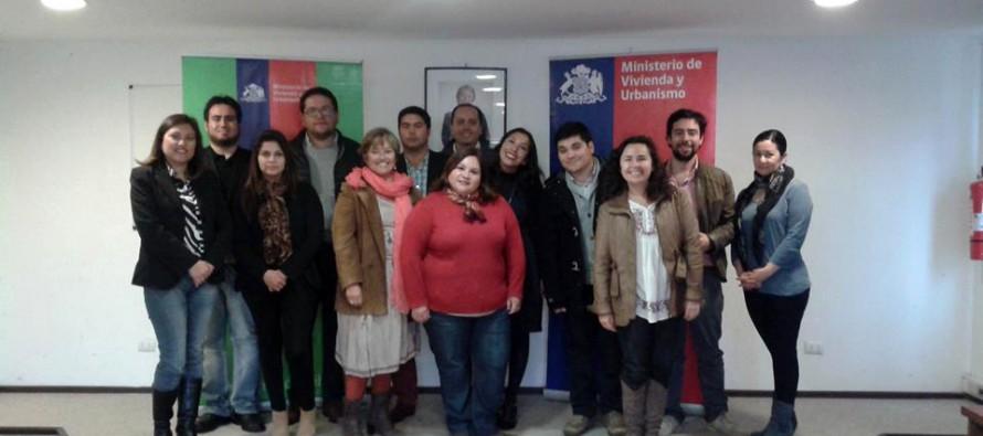 """Proyecto """"Quiero mi Barrio"""" de Vicuña continúa con etapa de diagnostico social con los vecinos"""