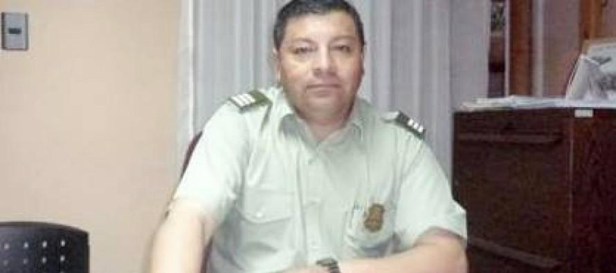 Retén fronterizo de Pisco Elqui recibe a nuevo Suboficial a cargo