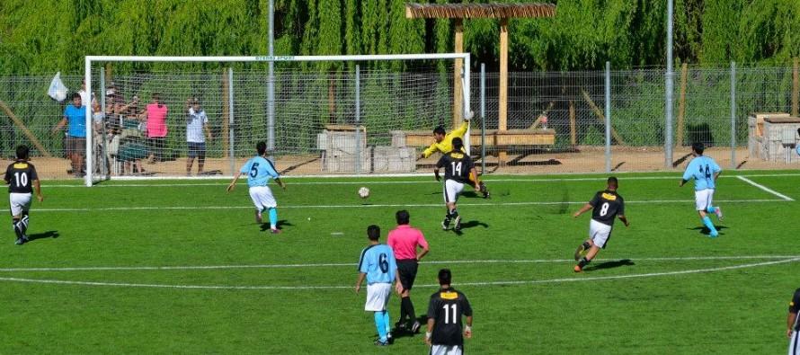 Complejo Deportivo de Pisco Elqui debuta con Campeonato Regional de ANFUR