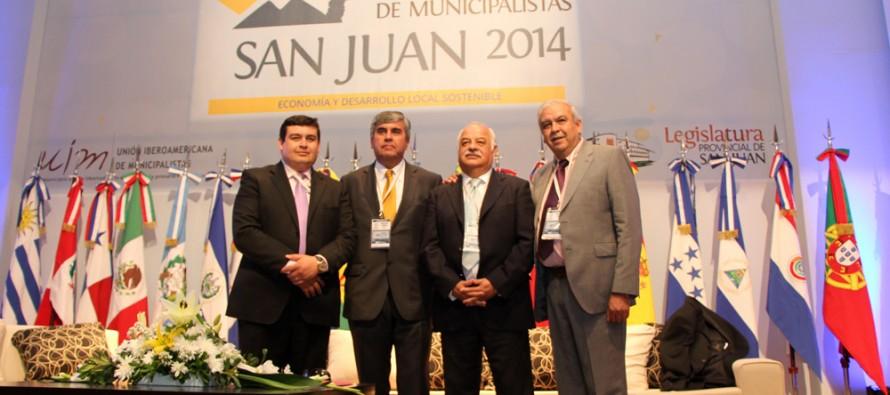 Alcaldes de la región participan en XI Congreso Iberoamericano de Municipalistas en San Juan