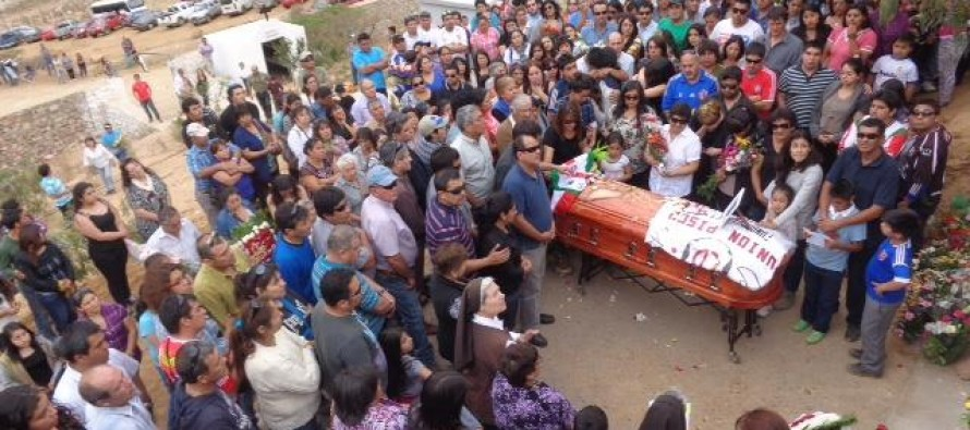 Pisqueños despiden a Ramón Alejandro Caballero Milla victima de accidente carretero