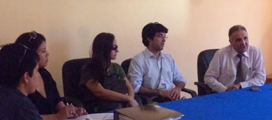 Comité de vivienda de Paihuano se reunió con Consultora Cumbres del Norte