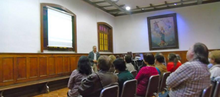 Documental del Museo Gabriela Mistral de Vicuña fue presentado con éxito en Santiago