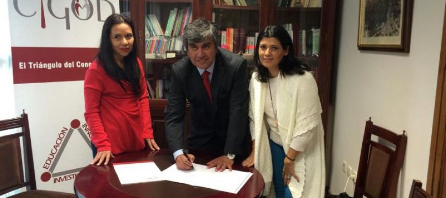 Municipio de Vicuña se integra a la Red de Instituciones Iberoamericanas UIM