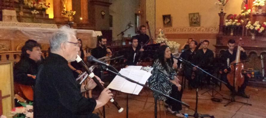 Concierto Gabriela Canta en Colores tuvo lugar en Montegrande
