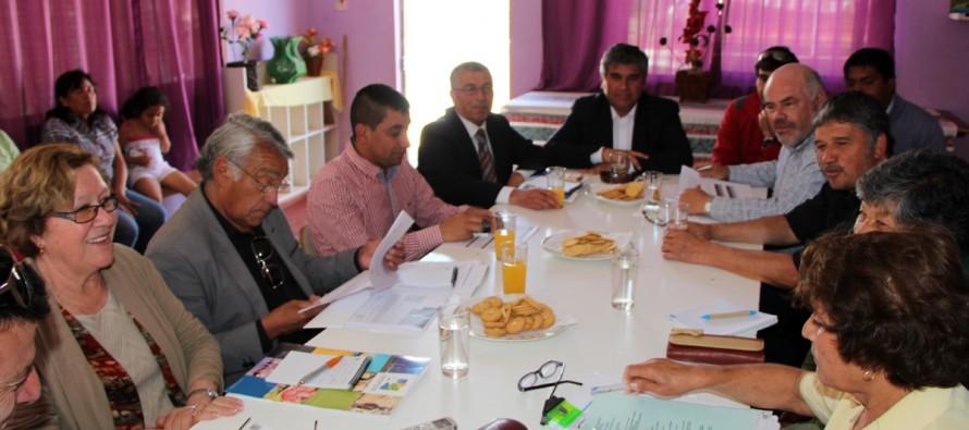 Vence plazo de recepción de obras del proyecto de saneamiento sanitario de San Isidro-Calingasta