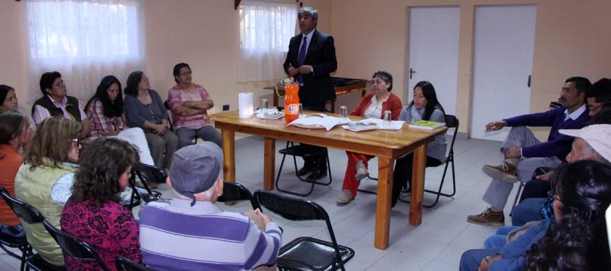 Un total de 44 familias de Diaguitas y Andacollito fueron beneficiadas con el PPPF
