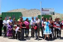 Habitantes de Viñita Alta ya cuentan con su renovada Estación Médico Rural