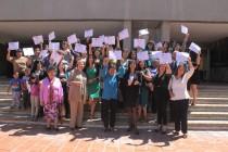 Resaltan beneficios de la educación para el desarrollo de la mujer en actividad de Vicuña