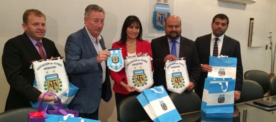 Argentina espera el sorteo de Copa América para definir si juega en la región de Coquimbo