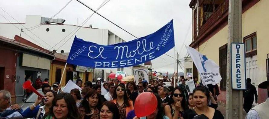 Escuelas de Paihuano y Vicuña continúan en paro indefinido a la espera de respuesta del Gobierno