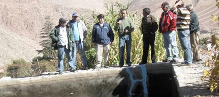 Falla eléctrica causa problemas en sistema de agua potable de Quebrada de Paihuano