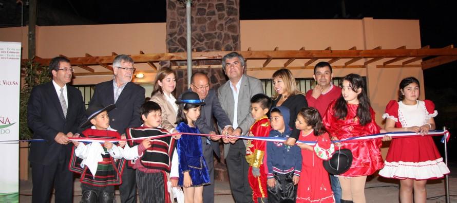 Invierten 49 millones de pesos en construcción de sede comunitaria de Puclaro
