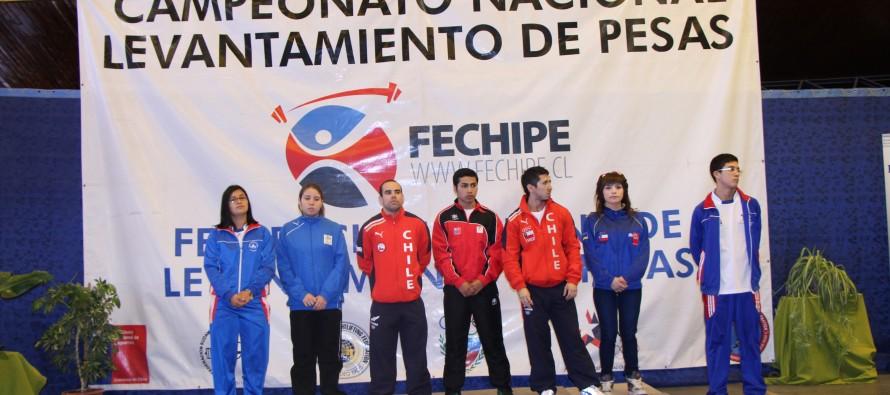 Vicuña reunirá a los mejores deportistas de Chile en Campeonato Nacional de Halterofilia