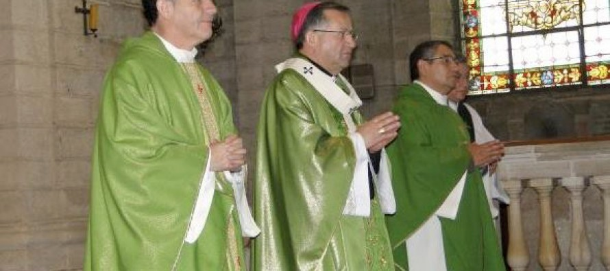 Párroco de la comuna de Paihuano es nombrado Vicario de Educación por Arzobispo de La Serena